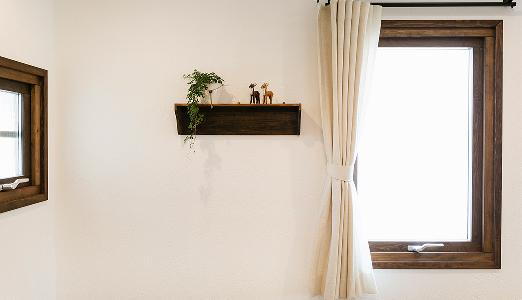里山近くの故郷になる家 内観の写真