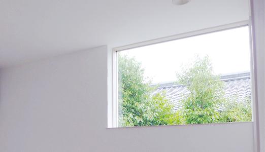 建築家と造った自然素材の家 内観写真