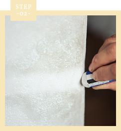 スイス漆喰のメンテナンス方法